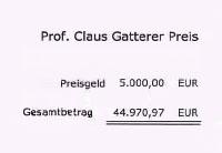 """Die Herren vom """"Österreichischen Journalisten Club"""" und ihr Geschäftsmodell """"Claus-Gatterer-Preis"""""""